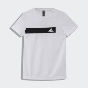 セール価格 アディダス公式 ウェア トップス adidas YB TR COOL TEE|adidas