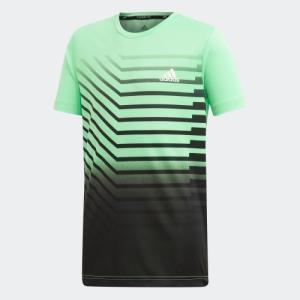 全品ポイント15倍 07/19 17:00〜07/22 16:59 セール価格 アディダス公式 ウェア トップス adidas YB TR FAD TEE|adidas