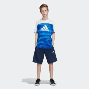 全品送料無料! 6/21 17:00〜6/27 16:59 セール価格 アディダス公式 ウェア セットアップ adidas YB TR SET TEE|adidas