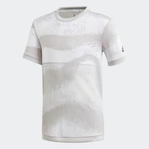ポイント15倍 5/21 18:00〜5/24 16:59 返品可 アディダス公式 ウェア トップス adidas B TRN ニットグラフィック Tシャツ|adidas