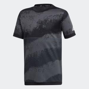 全品送料無料! 6/21 17:00〜6/27 16:59 33%OFF アディダス公式 ウェア トップス adidas B TRN ニットグラフィック Tシャツ|adidas