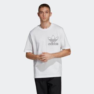 返品可 アディダス公式 ウェア トップス adidas OUTLINE TEE|adidas