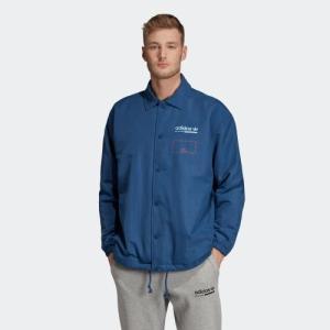 セール価格 送料無料 アディダス公式 ウェア アウター adidas KAVAL GRP COACH ジャケット|adidas