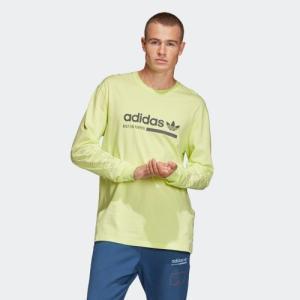セール価格 アディダス公式 ウェア トップス adidas KAVAL GRP 長袖 Tシャツ|adidas