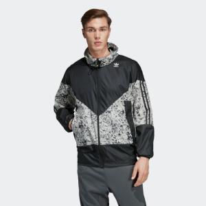 セール価格 送料無料 アディダス公式 ウェア アウター adidas KARKAJ AOP ウィンドブレーカー|adidas