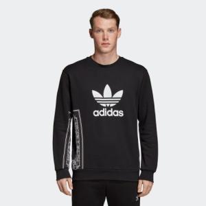 セール価格 アディダス公式 ウェア トップス adidas BANDANA クルーネックスウェット|adidas