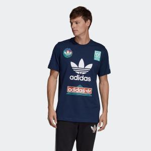 返品可 アディダス公式 ウェア トップス adidas STCKERBOMB Tシャツ|adidas