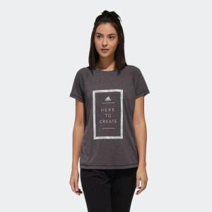 全品ポイント15倍 07/19 17:00〜07/22 16:59 セール価格 アディダス公式 ウェア トップス adidas M4T メッセージプリントTシャツ|adidas