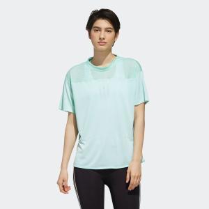 全品ポイント15倍 07/19 17:00〜07/22 16:59 セール価格 アディダス公式 ウェア トップス adidas W M4T CLIMACOOL メッシュTシャツ|adidas
