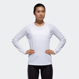 セール価格 アディダス公式 ウェア トップス adidas 定番ロゴワンポイント長袖Tシャツ|adidas