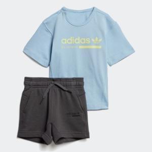 全品ポイント15倍 09/13 17:00〜09/17 16:59 セール価格 アディダス公式 ウェア その他ウェア adidas KAVAL SHORTS SET|adidas