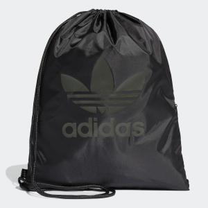 セール価格 アディダス公式 アクセサリー バッグ adidas トレフォイルジムサック|adidas