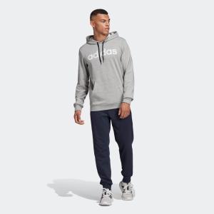 セール価格 アディダス公式 ウェア セットアップ adidas M CORE リニア スウェットスーツ (裏毛) adidas