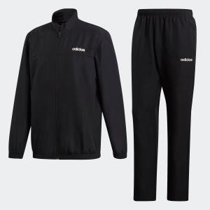 セール価格 アディダス公式 ウェア セットアップ adidas M CORE ウーブントラックスーツ adidas