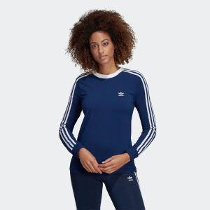 セール価格 アディダス公式 ウェア トップス adidas 3ストライプス 長袖Tシャツ|adidas