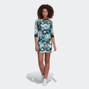 セール価格 アディダス公式 ウェア オールインワン adidas 3 STRIPES DRESS|adidas