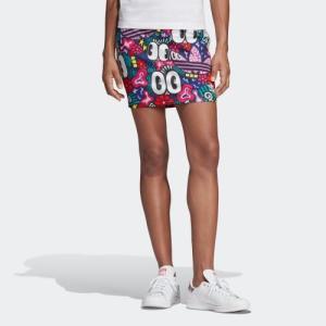 返品可 アディダス公式 ウェア ボトムス adidas 3ストライプス スカート|adidas