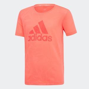 ポイント15倍 5/21 18:00〜5/24 16:59 返品可 アディダス公式 ウェア トップス adidas G TRN エアロニットTシャツ|adidas