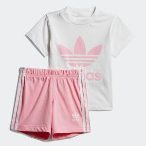 返品可 アディダス公式 ウェア その他ウェア adidas 半袖Tシャツ&ショーツ 上下セット|adidas