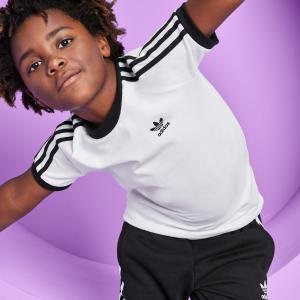 返品可 アディダス公式 ウェア トップス adidas 3ストライプス Tシャツ|adidas