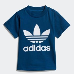 全品送料無料! 6/21 17:00〜6/27 16:59 セール価格 アディダス公式 ウェア トップス adidas トレフォイルTシャツ|adidas