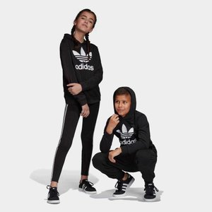 返品可 アディダス公式 ウェア トップス adidas TREFOIL HOODIE|adidas