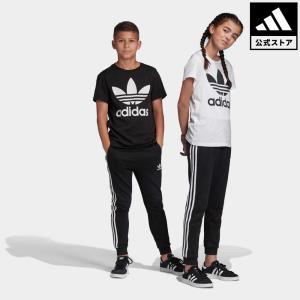 返品可 アディダス公式 ウェア ボトムス adidas トレフォイルパンツ adidas