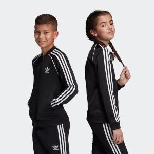 返品可 アディダス公式 ウェア トップス adidas 3ストライプ トラックトップ|adidas