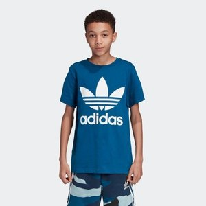 全品ポイント15倍 07/19 17:00〜07/22 16:59 セール価格 アディダス公式 ウェア トップス adidas トレフォイルTシャツ|adidas