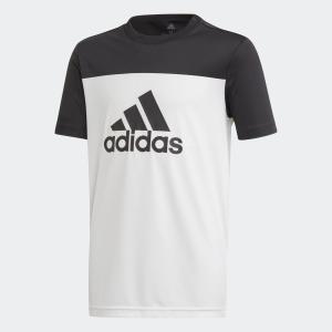 全品ポイント15倍 09/13 17:00〜09/17 16:59 返品可 アディダス公式 ウェア トップス adidas B TRN カラーブロック Tシャツ|adidas