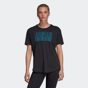 ポイント15倍 5/21 18:00〜5/24 16:59 返品可 アディダス公式 ウェア トップス adidas W 半袖 リネージ Tシャツ|adidas