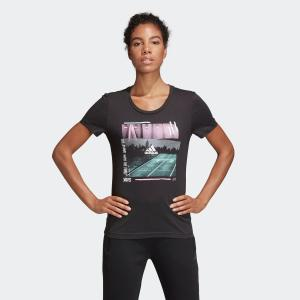 ポイント15倍 5/21 18:00〜5/24 16:59 返品可 アディダス公式 ウェア トップス adidas W 半袖 フォト Tシャツ|adidas