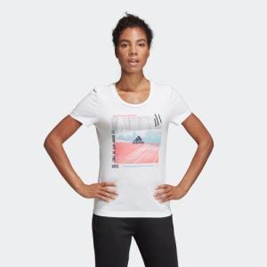 全品送料無料! 08/14 17:00〜08/22 16:59 セール価格 アディダス公式 ウェア トップス adidas W 半袖 フォト Tシャツ|adidas