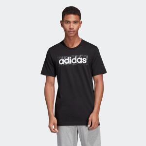 セール価格 アディダス公式 ウェア トップス adidas M CORE リニアロゴボックスグラフィックTシャツ|adidas