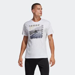 全品ポイント15倍 09/13 17:00〜09/17 16:59 セール価格 アディダス公式 ウェア トップス adidas M ID フォトグラフィック Tシャツ|adidas