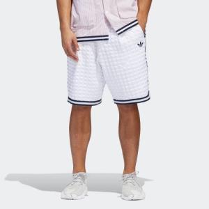 全品送料無料! 5/27 17:00〜5/29 16:59 返品可 アディダス公式 ウェア ボトムス adidas CHECK SHORTS|adidas