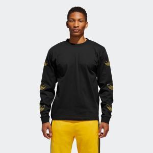 セール価格 アディダス公式 ウェア トップス adidas トレフォイル 長袖 Tシャツ|adidas