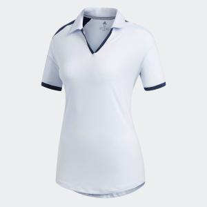 セール価格 アディダス公式 ウェア トップス adidas アルティメット365 半袖スキッパーシャツ 【ゴルフ】 adidas