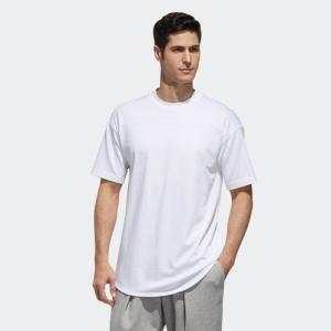 全品ポイント15倍 09/13 17:00〜09/17 16:59 セール価格 アディダス公式 ウェア トップス adidas S2S 3ストライプス ワーディングラウンドテールTシャツ|adidas