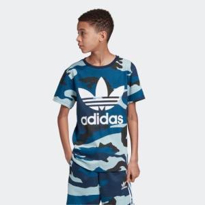 返品可 アディダス公式 ウェア トップス adidas カモ柄Tシャツ|adidas