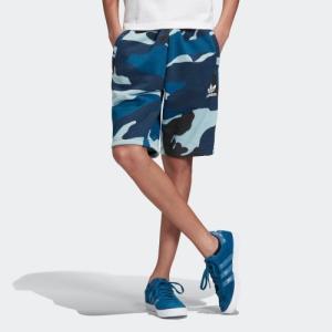 返品可 アディダス公式 ウェア ボトムス adidas カモ柄ショーツ|adidas