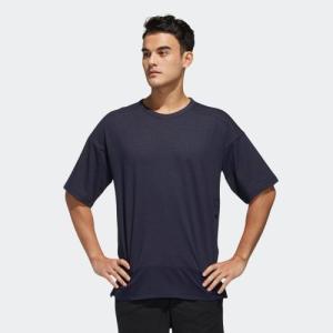 ポイント15倍 5/21 18:00〜5/24 16:59 返品可 アディダス公式 ウェア トップス adidas M ID ファブリックミックス Tシャツ|adidas