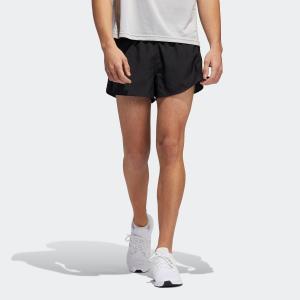 セール価格 アディダス公式 ウェア ボトムス adidas オウン ザ ラン スプリット ショーツ [OWN THE RUN SPLIT SHORTS]
