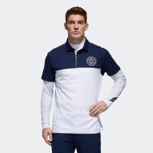 セール価格 送料無料 アディダス公式 ウェア トップス adidas adicross バイカラー レイヤードシャツ 【ゴルフ】|adidas