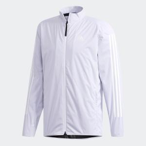 返品可 送料無料 アディダス公式 ウェア アウター adidas スリーストライプス 長袖フルジップウインド 【ゴルフ】|adidas