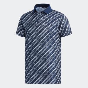 セール価格 アディダス公式 ウェア トップス adidas ADICROSS クラブプリント 半袖ポロ 【ゴルフ】|adidas