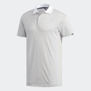 セール価格 アディダス公式 ウェア トップス adidas ADICROSS ボタニカルジャカード半袖ポロ 【ゴルフ】|adidas