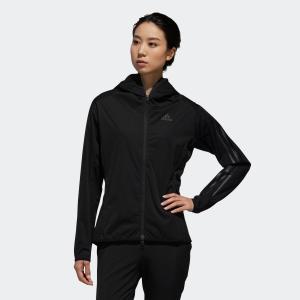 セール価格 送料無料 アディダス公式 ウェア アウター adidas スリーストライプス 長袖フルジップフーディウインド 【ゴルフ】|adidas