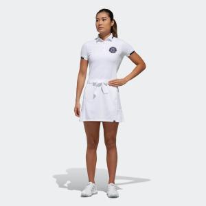セール価格 送料無料 アディダス公式 ウェア オールインワン adidas adicross エンブレム ワンピース 【ゴルフ】|adidas