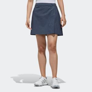 セール価格 アディダス公式 ウェア ボトムス adidas adicross シャンブレープリーツスコート 【ゴルフ】 adidas
